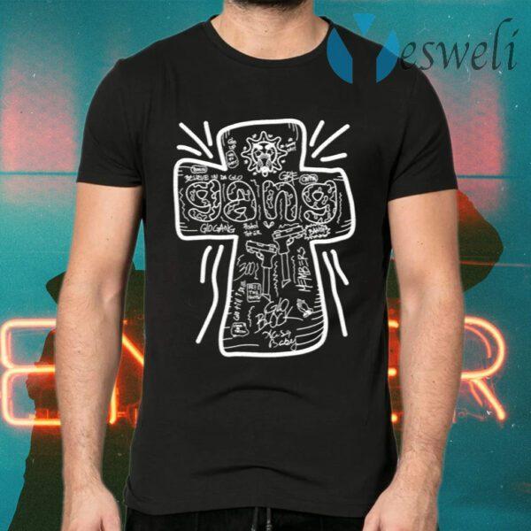 Believe Cross T-Shirts
