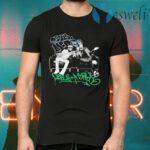 Bodega Boys Merch Desus Mero Graffiti Couch Adult Short T-Shirts