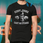 Cody Jinks Cast No Stones T-Shirts