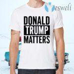 Donald Trump Master T-Shirts