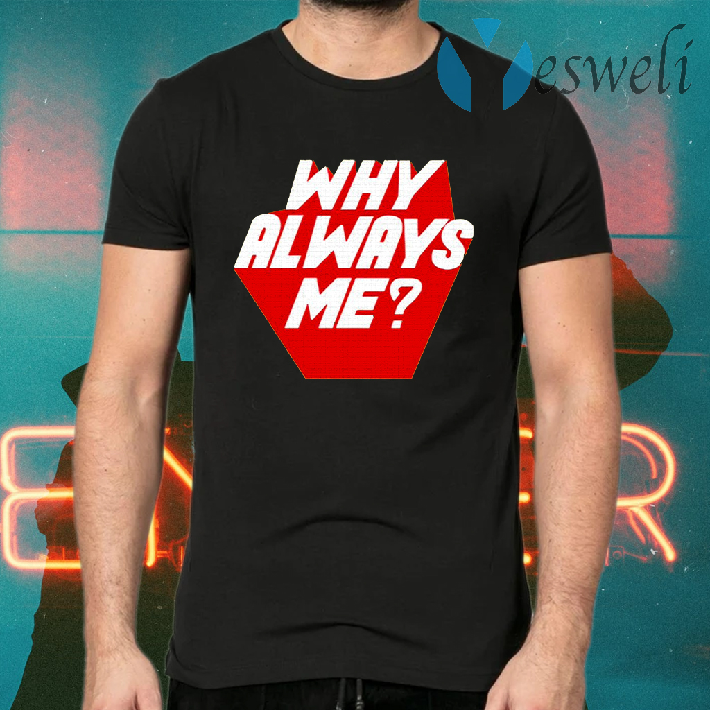 EXO Suho Inspired Why Always Me T-Shirts