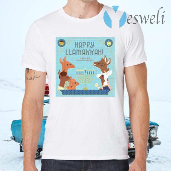 Happy Llamakah Chanukah 2020 T-Shirts
