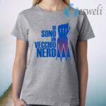 Io Sono un Vecchio Nerd T-Shirt