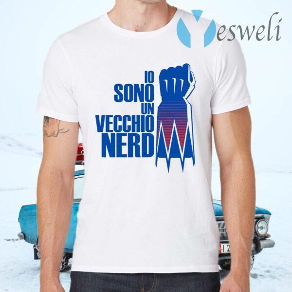 Io Sono un Vecchio Nerd T-Shirts