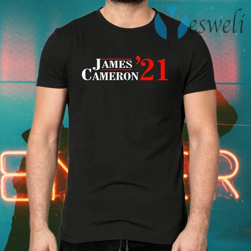 James Cameron '21 T-Shirts