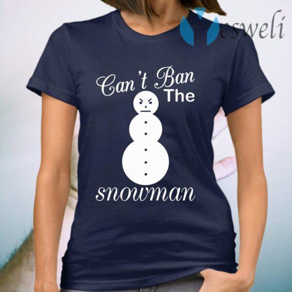 Jeezy Can't Ban The Snowman T-Shirt