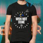 Los angeles rams champions 2020 Won Not Don T-Shirts