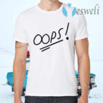 Louis Tomlinson Oops T-Shirts