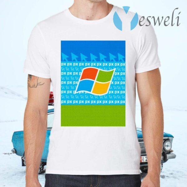 Microsoft Ugly Christmas T-Shirts