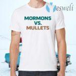 Mormons vs. Mullets T-Shirts