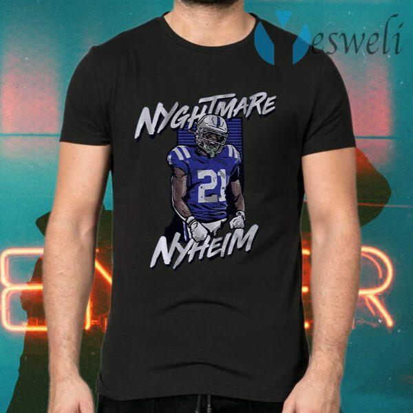 Nyheim hine-nyghtmarenyheim T-Shirts