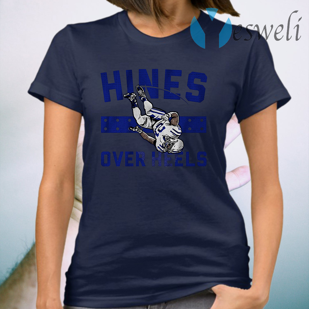 Nyheim hines hines over heels T-Shirt