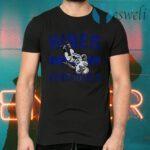 Nyheim hines hines over heels T-Shirts
