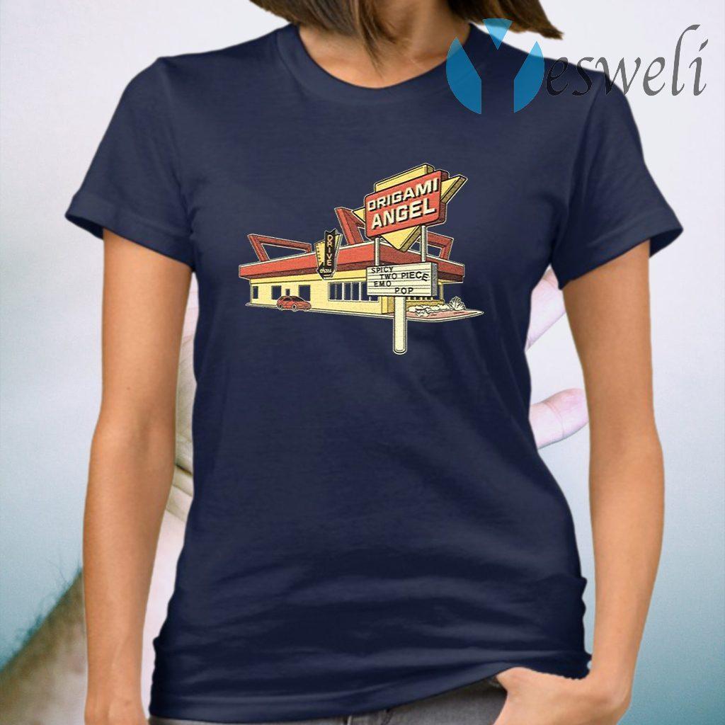 Origami Angel T-Shirt