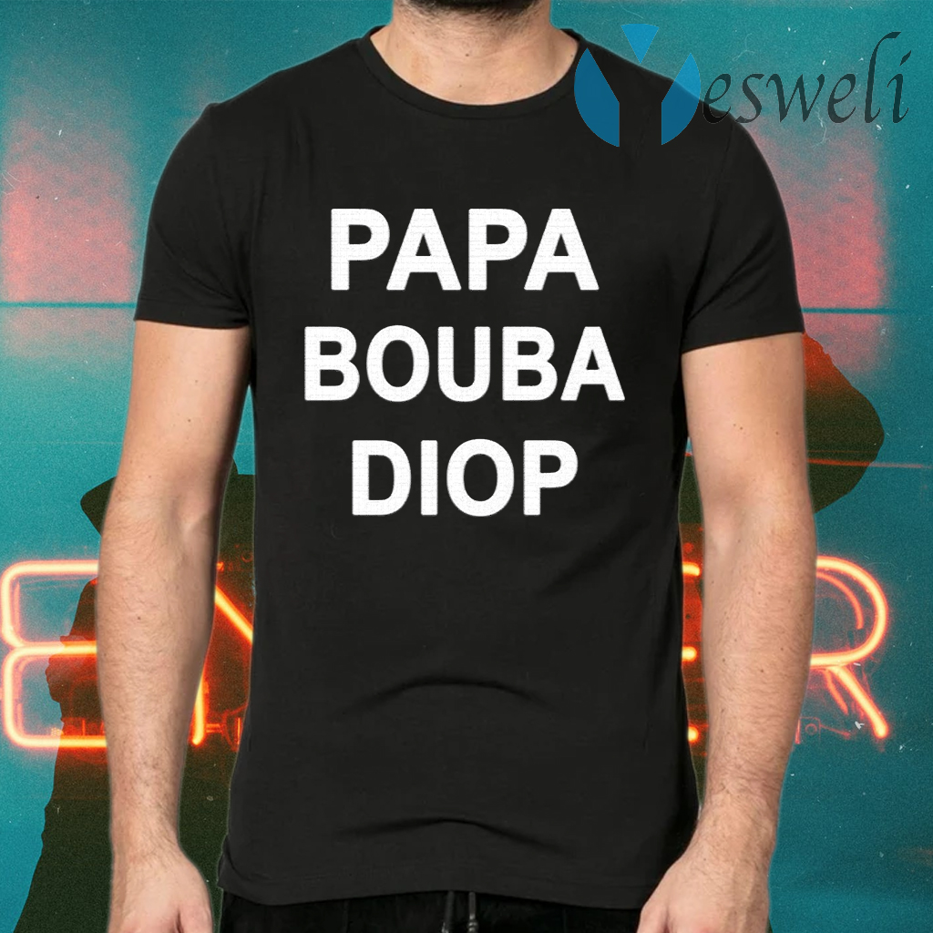 Papa Bouba Diop T-Shirts