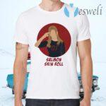 Rachel Salmon Skin Roll T-Shirts