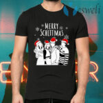 Schitts Creek Merry Schittmas T-Shirts