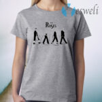 Schitt's Creek The Roses Abbey Road T-Shirt