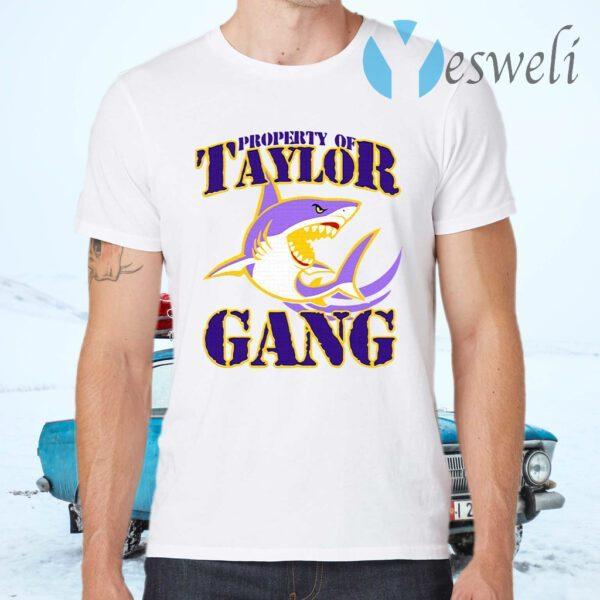 Taylor Gang Shark T-Shirts