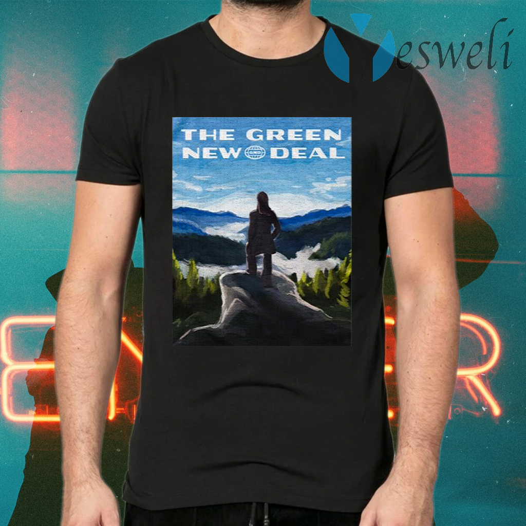 The Green New Deal T-Shirts