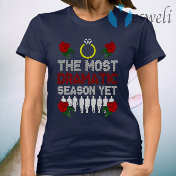 The Most Dramatic Ugly Christmas T-Shirt