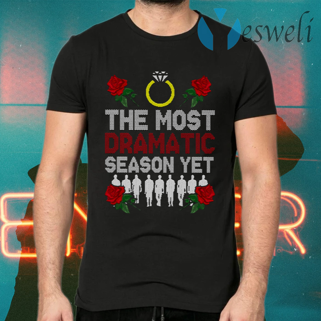 The Most Dramatic Ugly Christmas T-Shirts