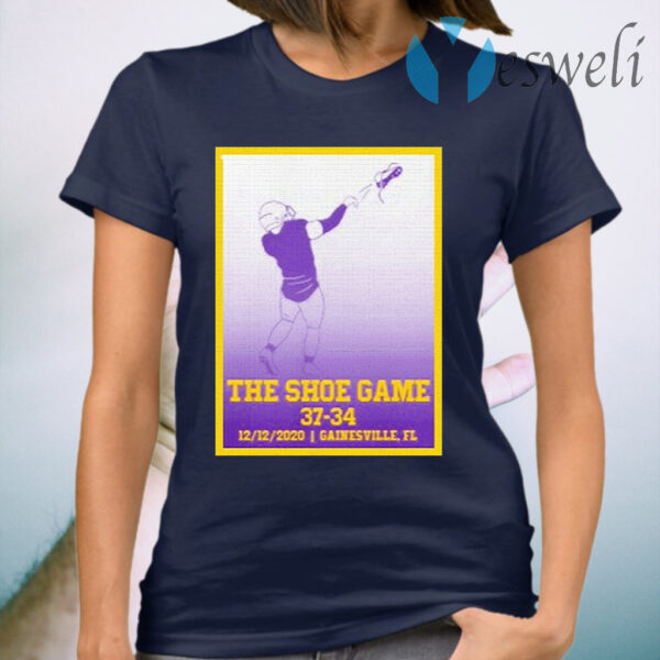 The Shoe Game 37-34 T-Shirt