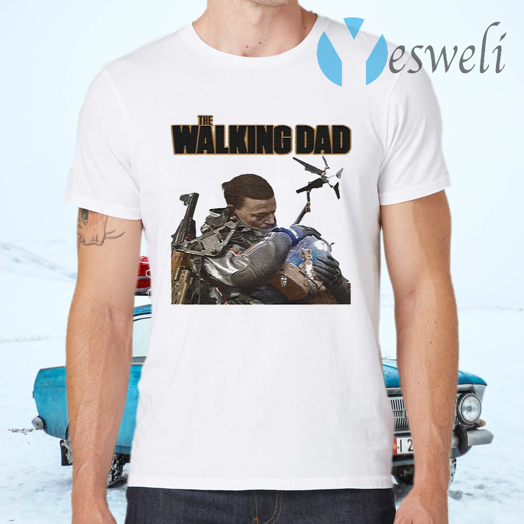 The Walking Dad T-Shirts