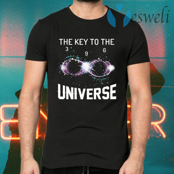 The key to the 396 universe T-Shirts