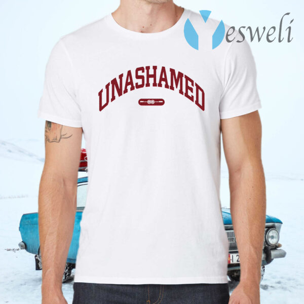 Unashamed T-Shirts