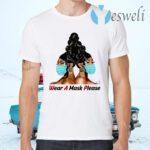 Wear A Mask Please Wap Cardi Megan Pandemic T-Shirts