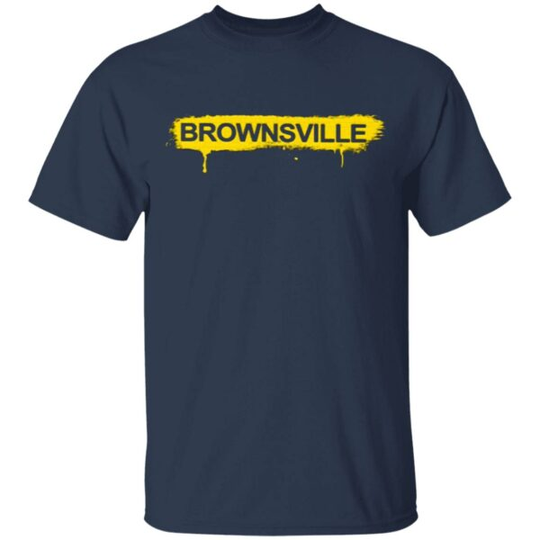 Mike Tyson Brownsville T-Shirt
