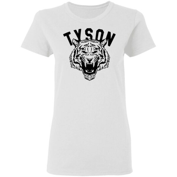 Mike tyson tiger T-Shirt