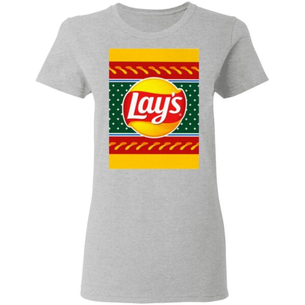 Lays Christmas T-Shirt