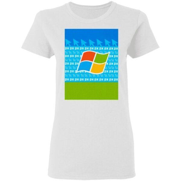 Microsoft Ugly Christmas T-Shirt