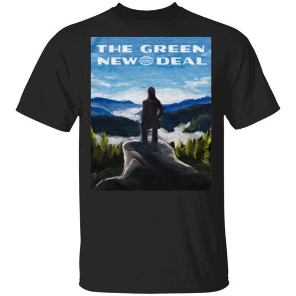 The Green New Deal T-Shirt