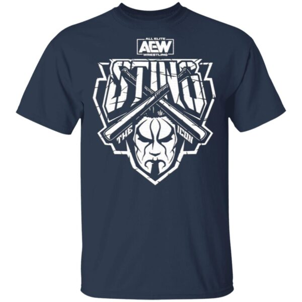 All Elite Wrestling Sting Justice T-Shirt