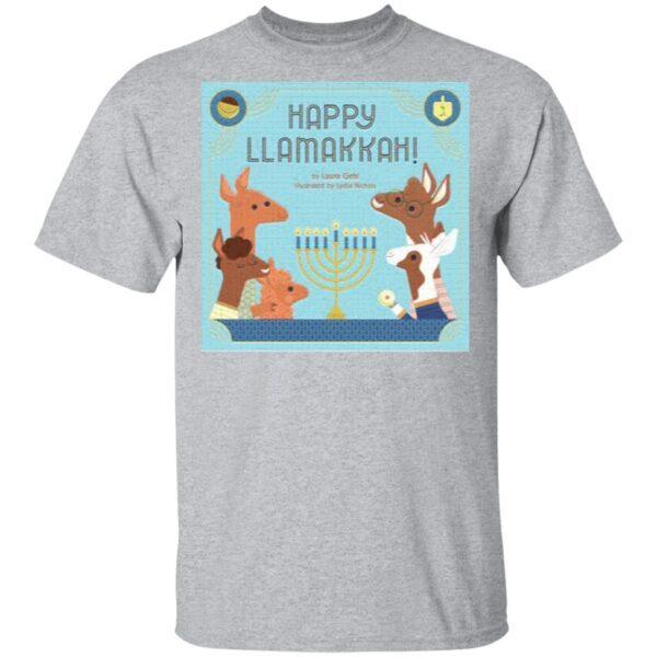 Happy Llamakah Chanukah 2020 T-Shirt