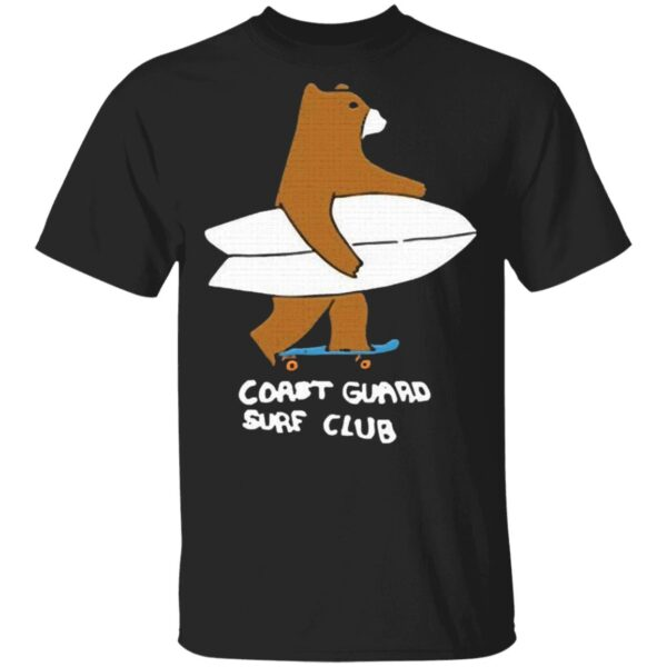 Surf Club 2021 Pullover T-Shirt