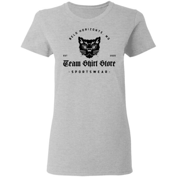 Belo Horizonte Mg Tram Shirt Store Sportswear T-Shirt
