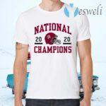Alabama football alabama champs helmet T-Shirts