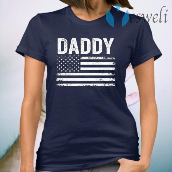 American Dad Flag T-Shirt