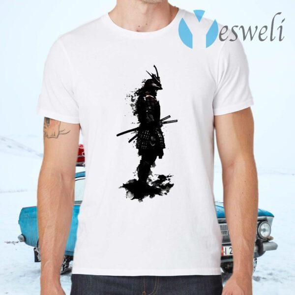 Armored Samurai T-Shirts