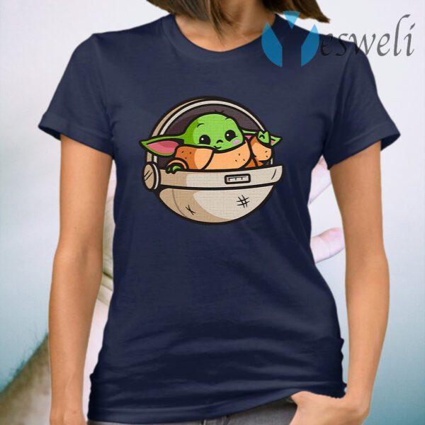Baby Yoda Pod T-Shirt