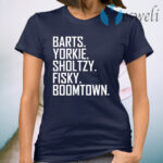 Barts Yorkie Sholtzy Fisky Boomtown T-Shirt