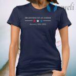 Beginning of An Error January 20th 2021 T-Shirt