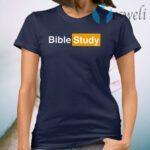 Bible Study T-Shirt