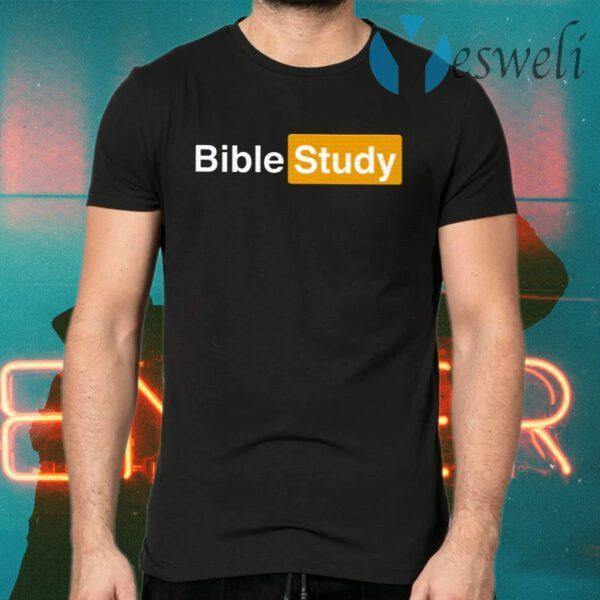 Bible Study T-Shirts