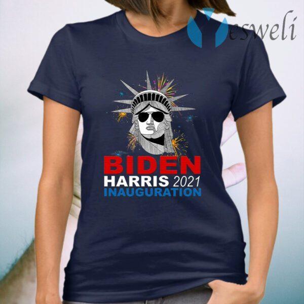 Biden Victory Inauguration Celebration Vintage Distressed T-Shirt