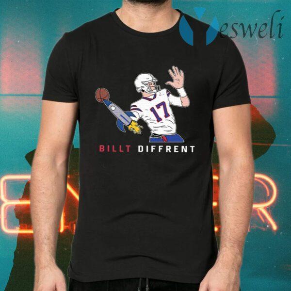 Billt Different #17 T-Shirts